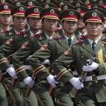 military chindia