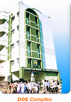 Annamalai University Distance Education admission 2012