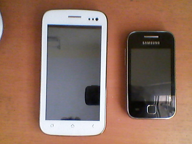 Micromax A110 Canvas 2 vs Samsung Galaxy Y