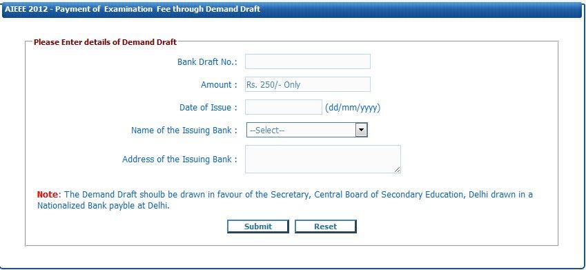 aieee 2012 registration form