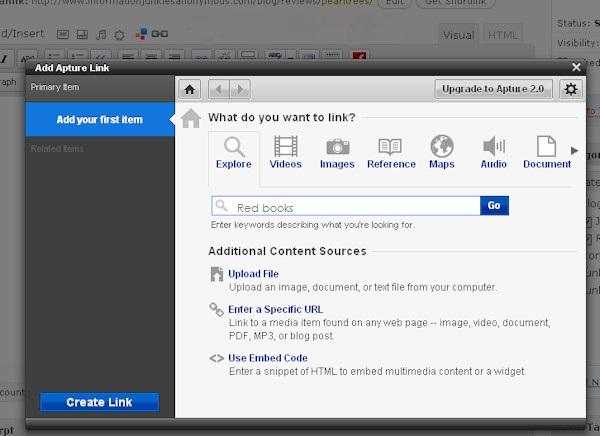 apture wordpress plugin review