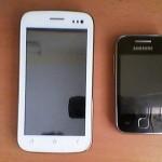 Micromax A110 Canvas 2 vs Samsung Galaxy Y