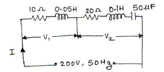 BEE Basic Electricity Electronics question paper May 2016
