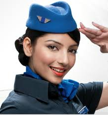How to become an airhostess