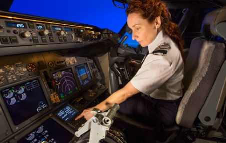 How to become a Commercial Pilot after 12th Science